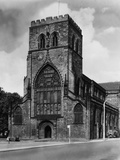 Shrewsbury Abbey Photographic Print by Fred Musto