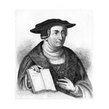 Joachim Vadianus Impressão giclée por Henri Meyer