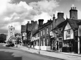 England, London, Pinner Photographic Print by Fred Musto