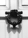 Famous Door Knocker Photographic Print by Fred Musto