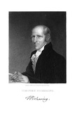 Timothy Pickering Giclee Print by Gilbert Stuart