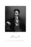 Hugh 2nd Earl Fortescue Giclee Print by George Hayter