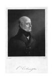 Sir Edward Codrington Giclee Print by George Hayter