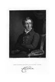 2nd Viscount Clifden Giclee Print by George Hayter