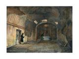Pompeii, Steam Room Giclee Print by Gia Gigante