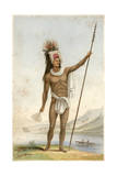 Male Type, Noble Savage Giclee Print by John Williams