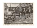 George Fox, Pyle, Harpers Gicléedruk van Howard Pyle