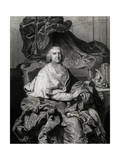 Fleury, Enthroned Giclee Print by Hyacinthe Rigaud