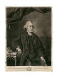 Augustus Montague Toplady Giclée-tryk af John Raphael Smith