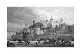 Tower of London, Shepherd Giclee Print by J. Rogers