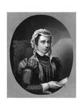 Margaret of Austria Impressão giclée por James Brown