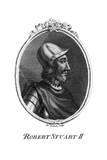 King Robert Stuart II Giclee Print by James Roberts