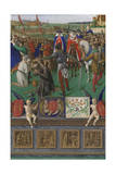 Saint James the Great Giclee Print by Jean Fouquet