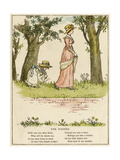When You and I Grow Up Giclee-trykk av Kate Greenaway