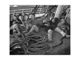 Conrad, Typhoon, Chinese Giclee Print by Maurice Greiffenhagen