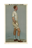 William Dudley Ward Giclee Print by Leslie Ward