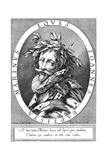 Gianbattista Marini Giclée-Druck von Simon Vouet
