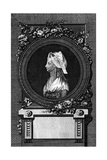 Anna Letitia Barbauld Giclée-tryk