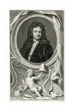 Richard Steele Giclee Print by Godfrey Kneller