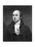 Sir Francis Chantrey Giclee-trykk av Sir Henry Raeburn