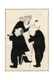 The General Election, 1924 Lámina giclée por Powys Evans