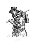 Henri Lerolle, Artist Giclee Print by Paul Renouard