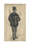 Ernest Reyer Giclee Print by Paul Renouard