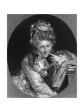 Mary Countess of Cork Giclee Print by Sir Joshua Reynolds