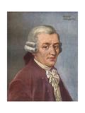 Haydn Giclee Print by Rudolf Klingsbogl