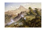Amatola Mountains Giclee Print by Thomas Baines