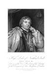 2nd Duke Northumberland Giclee Print by Thomas Phillips