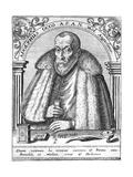 Adolphus Occo Reproduction procédé giclée par Theodor De Brij