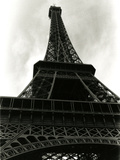 Paris, France - La Tour Eiffel Fotografie-Druck von Valentine Evans