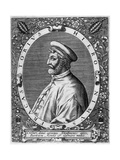 Girolamo Fracastoro Reproduction procédé giclée par Theodor De Brij