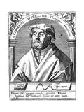 Georg Wicelius Reproduction procédé giclée par Theodor De Brij