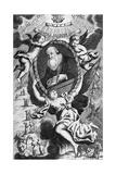 Johann Arndt Giclee Print by Van der Gucht