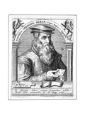 Johann Operinus Reproduction procédé giclée par Theodor De Brij