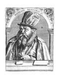 Nicolaus Reusner Reproduction procédé giclée par Theodor De Brij