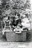 Gladstone's Grandchildren Impressão fotográfica por Thomas Fall