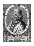 Theodorus Gaza Reproduction procédé giclée par Theodor De Brij