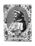 Hieronymus Vida Reproduction procédé giclée par Theodor De Brij