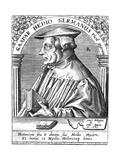 Gaspar Hedio Reproduction procédé giclée par Theodor De Brij