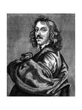 Jan Van Balen Giclee Print by Wenzel Hollar