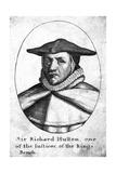 Sir Richard Hulton Giclee Print by Wenzel Hollar
