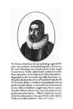 Henry Burton Giclee Print by Wenzel Hollar