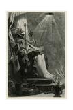 Charlemagne, King and Emperor Reproduction procédé giclée par William B Scott