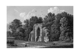 Netley Abbey, Hampshire Reproduction procédé giclée par W Westall