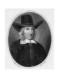 Sir William Dugdale 1 Giclee Print by Wenzel Hollar