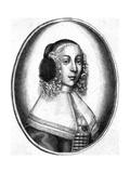 Elizabeth Countess Essex Giclee Print by Wenzel Hollar