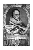 Sir George Croke Giclee Print by Wenzel Hollar